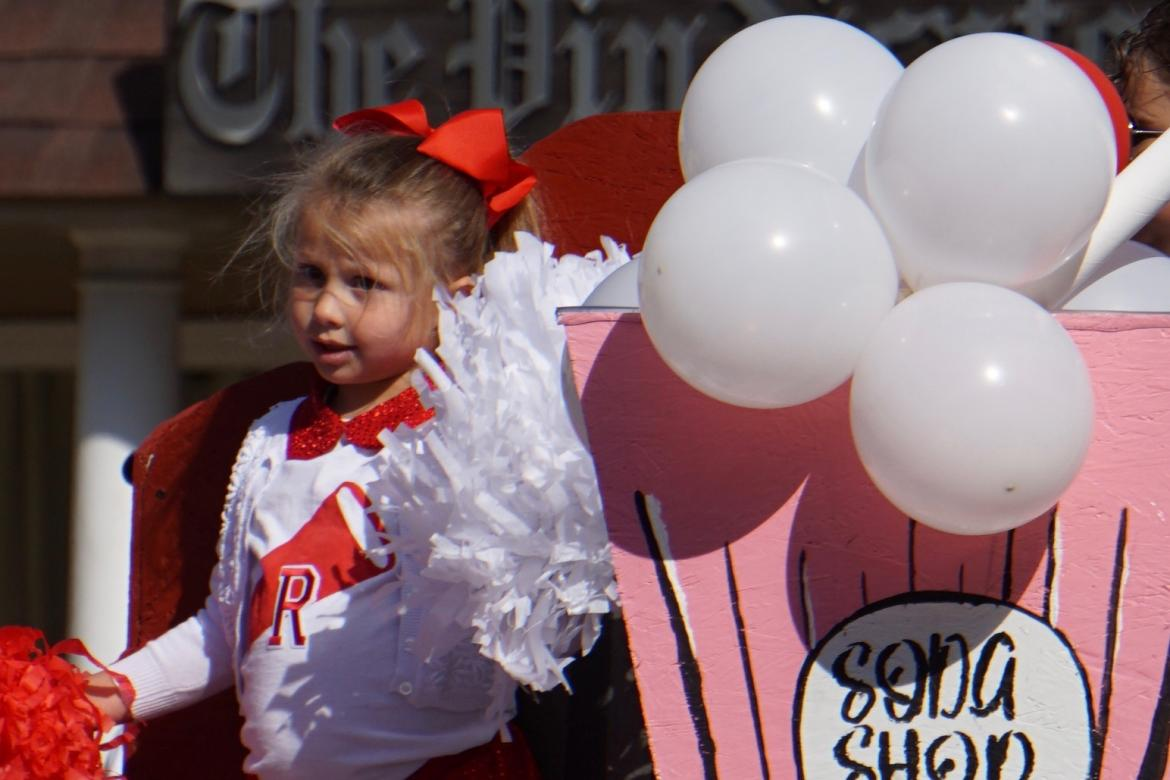 Image from the 2019 TVE Baby Parade.